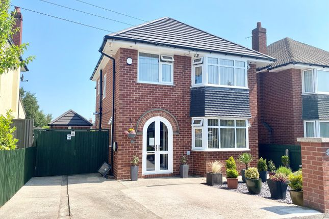 Thumbnail Detached house for sale in Sandstone Drive, West Kirby, Wirral