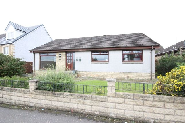 Thumbnail Detached bungalow for sale in 183 Foulford Road, Cowdenbeath, Fife