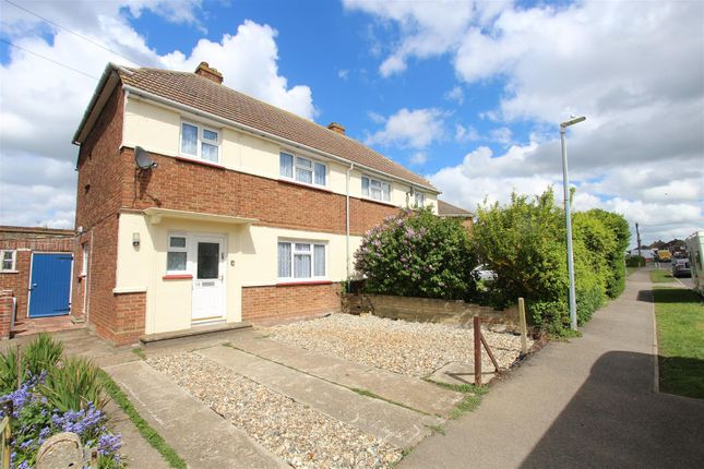 Thumbnail Semi-detached house to rent in Harps Avenue, Minster On Sea, Sheerness