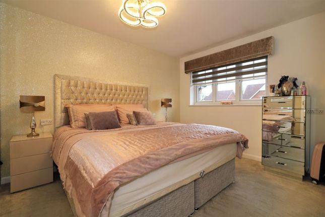 Master Bedroom of Sanquhar Road, Glasgow G53