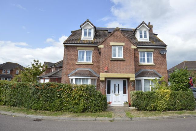 Thumbnail Detached house for sale in Homestead Close, Frampton Cotterell, Bristol