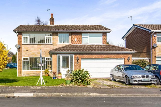 Thumbnail Detached house for sale in Gleneagles Road, Heald Green, Cheadle