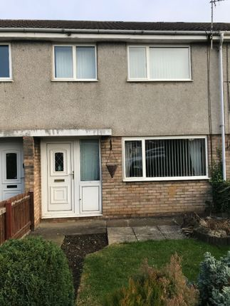 Thumbnail Terraced house to rent in Barnston, North Seaton, Ashington