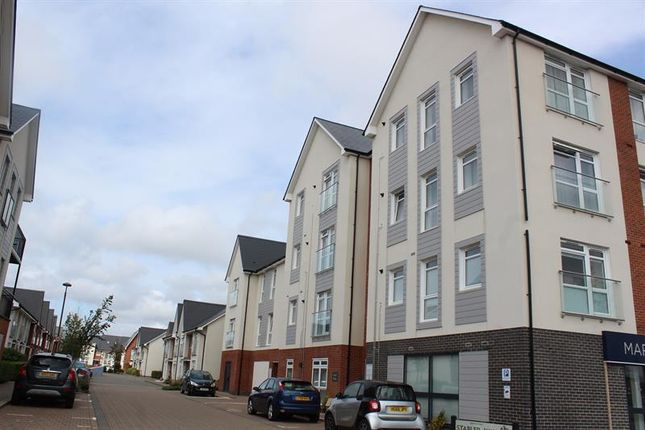 Thumbnail Flat for sale in Stabler Way, Caters Quays, Poole