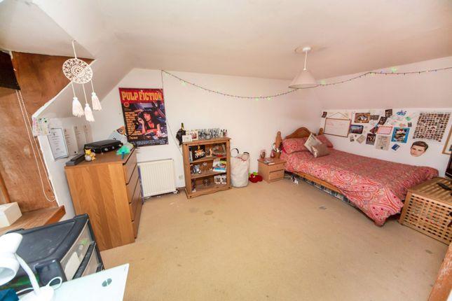 Master Bedroom of Netherton Terrace, Findochty, Buckie AB56