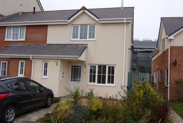 Thumbnail Property to rent in Clos Gerallt, Llanbadarn Fawr, Aberystwyth