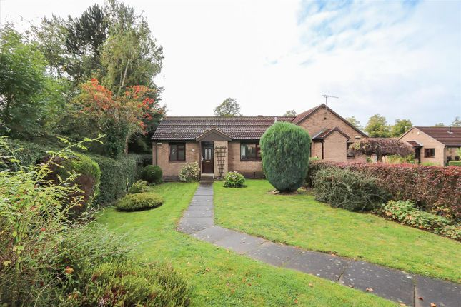 Thumbnail 2 bed semi-detached bungalow for sale in Columbell Way, Two Dales, Matlock