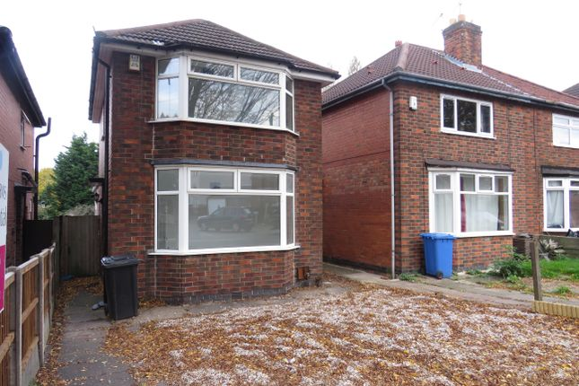 Thumbnail Semi-detached house to rent in Portland Street, Pear Tree, Derby