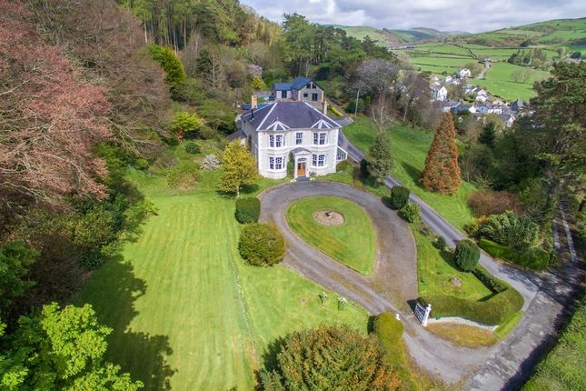 Thumbnail Detached house for sale in Talybont, Ceredigion
