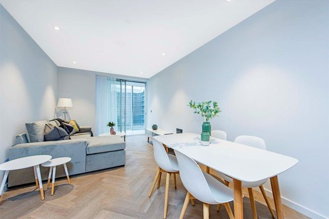 Thumbnail Flat for sale in Ambrose House, Battersea Power Station, London