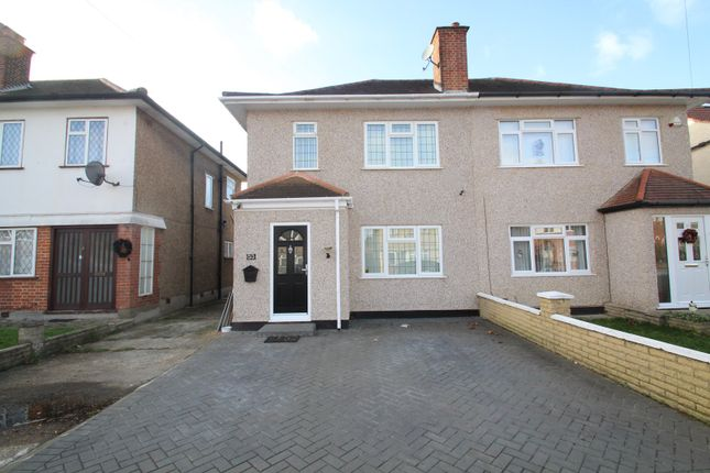 3 bed semi-detached house for sale in Mansfield Drive, Hayes