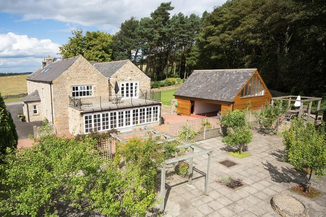 Thumbnail Detached house for sale in West Farm House, Temperley Grange, Corbridge, Northumberland