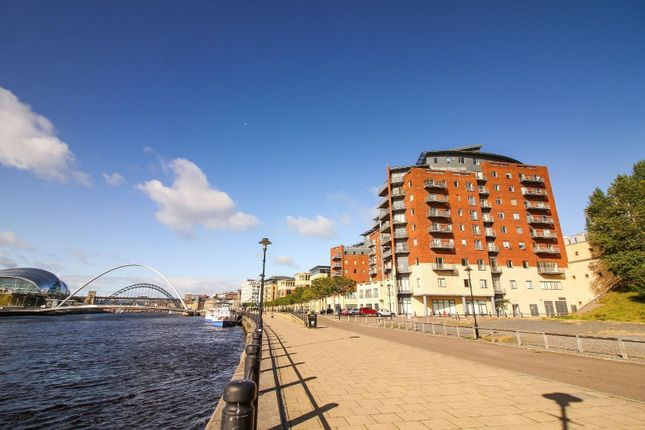 Thumbnail Flat to rent in Quayside, Newcastle Upon Tyne