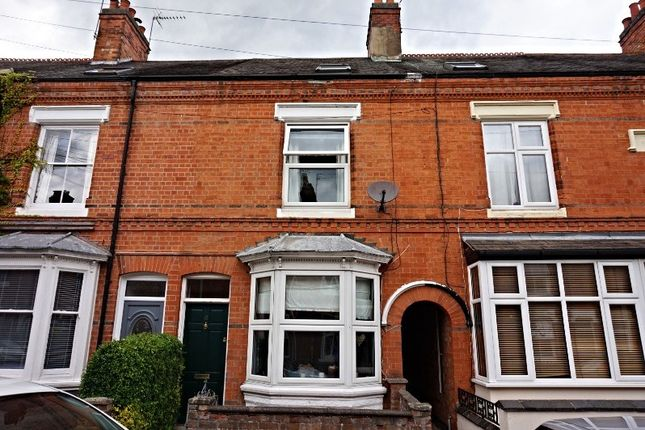 4 bed terraced house for sale in Barwell Road, Leicester