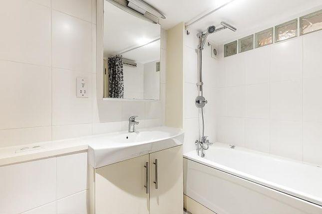 Annexe Bathroom of British Grove, Chiswick W4