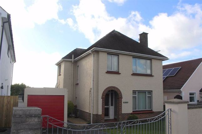 3 bed detached house for sale in Wellington Road, Hakin, Milford Haven SA73