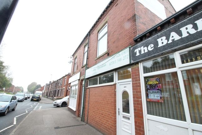 Thumbnail Flat to rent in Huddersfield Road, Oldham