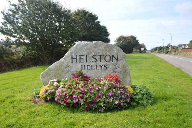 Terraced bungalow for sale in Park An Daras, Helston, Cornwall