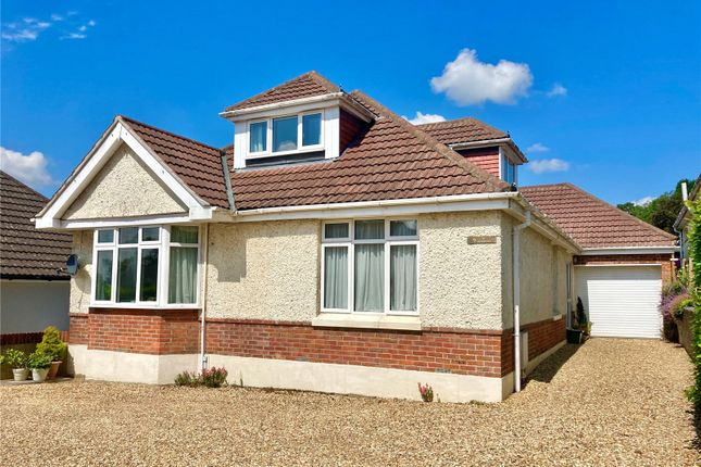 5 bed bungalow for sale in Old Wareham Road, Beacon Hill, Poole, Dorset BH16