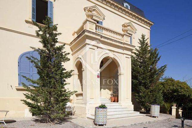 Thumbnail Villa for sale in Spain, Barcelona North Coast (Maresme), El Masnou, Lfs4353