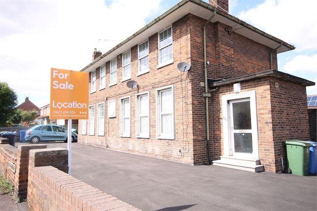 Thumbnail Flat for sale in Bernard Avenue, Mansfield Woodhouse, Mansfield, Nottinghamshire
