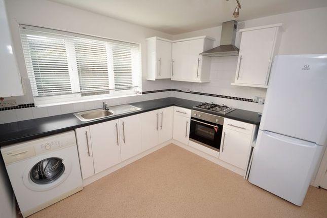 Kitchen Area of Cornelius Close, South Cornelly, Bridgend CF33