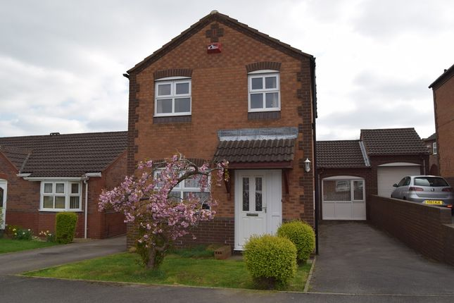 Thumbnail Detached house to rent in Barley Mews, Robin Hood, Wakefield