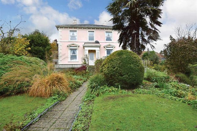 Thumbnail Detached house for sale in Station Road, Hythe, Kent