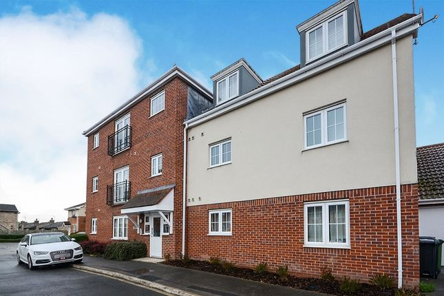 Thumbnail Flat for sale in St. James Croft, York