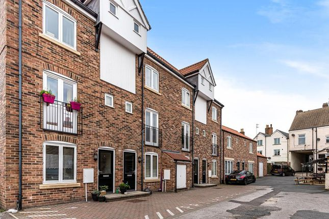 Thumbnail Town house for sale in 1 6 Black Swan Mews, Ripon