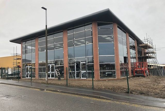 Thumbnail Office to let in First Floor Offices, Crabtree Street, Blackburn