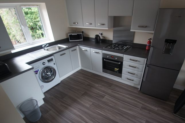 Thumbnail Detached house to rent in Signals Drive, Coventry