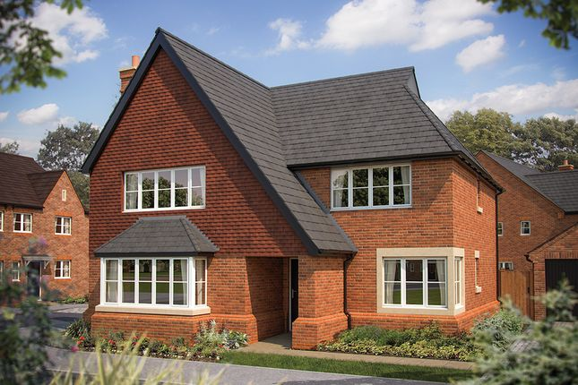 """Thumbnail Detached house for sale in """"The Chichester"""" at Heyford Park, Camp Road, Upper Heyford, Bicester"""