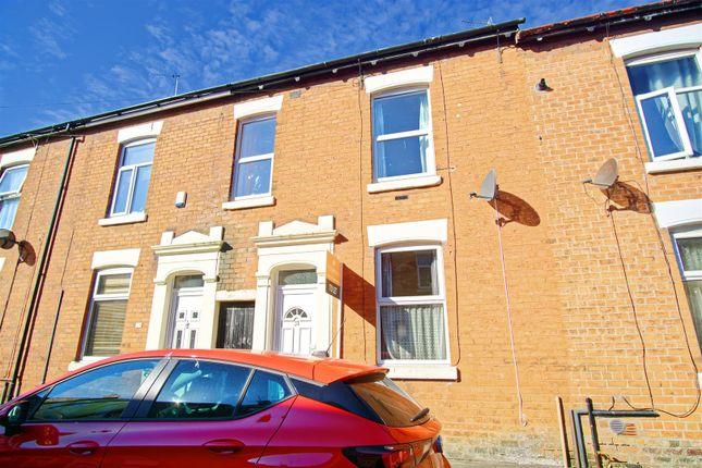 Terraced house to rent in Wildman Street, Preston