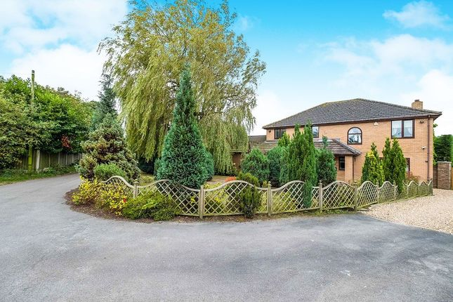 Thumbnail Detached house for sale in Green Arbour Court, Thurcroft, Rotherham