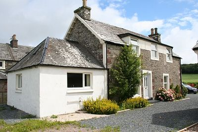 Thumbnail Cottage for sale in Castlewigg Cottage, Whithorn