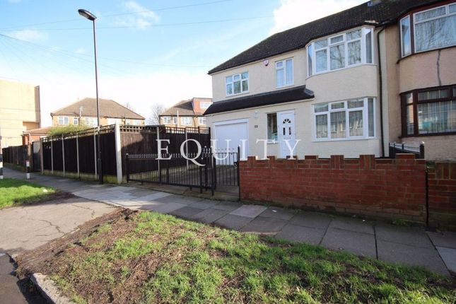 Thumbnail End terrace house to rent in Southbury Avenue, Enfield