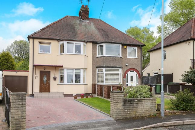 Thumbnail Semi-detached house for sale in Green Drive, Oxley, Wolverhampton