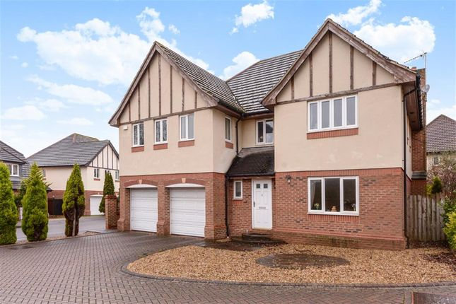 Thumbnail Detached house for sale in The Meadow, Scarcroft, Leeds