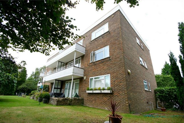 Thumbnail Flat for sale in Crichel Mount Road, Evening Hill, Poole, Dorset