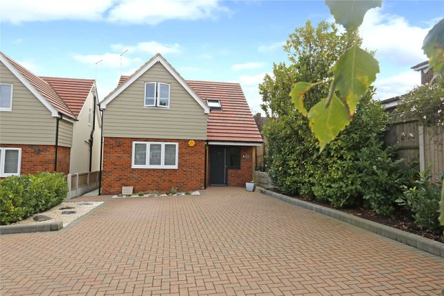 Thumbnail Detached house for sale in Laurel Mews, Thundersley