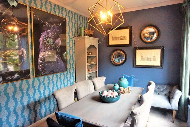 Dining Room of Stanningden Rise, Sowerby Bridge HX6