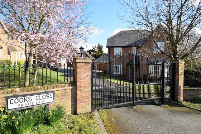 4 bed detached house for sale in Cooks Close, Chalfont St. Peter, Gerrards Cross