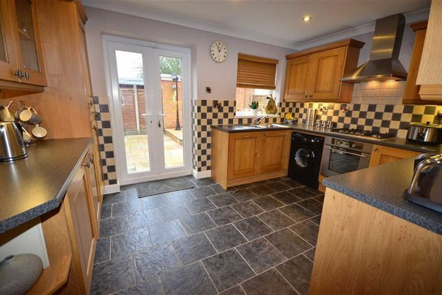 Thumbnail Semi-detached house for sale in Willow Drive, Hook, Goole