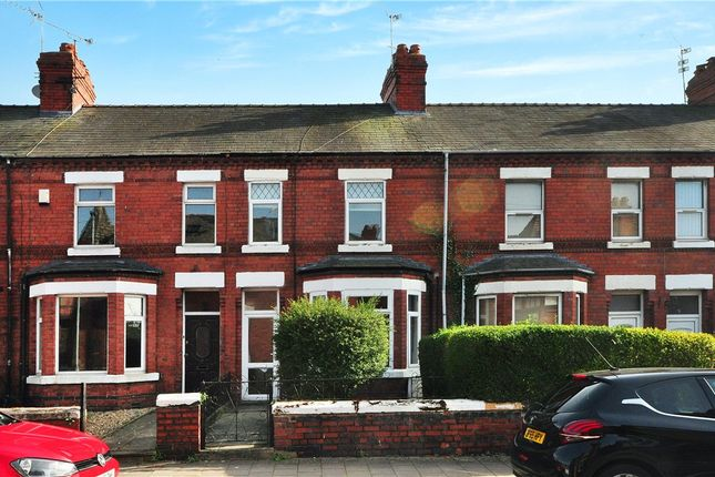 Thumbnail Terraced house for sale in South Avenue, Hoole, Chester