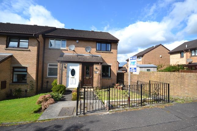 Thumbnail End terrace house for sale in Micklehouse Wynd, Baillieston