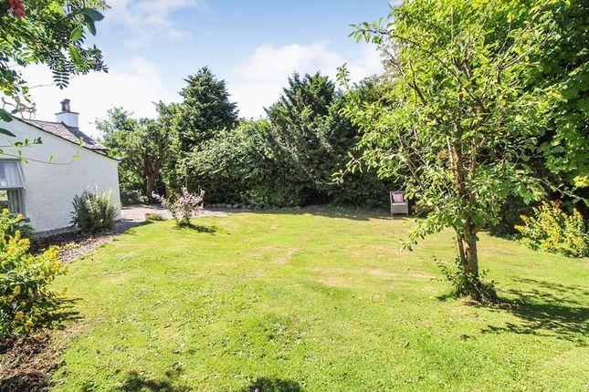 Rear Garden of Crosthwaite, Kendal LA8