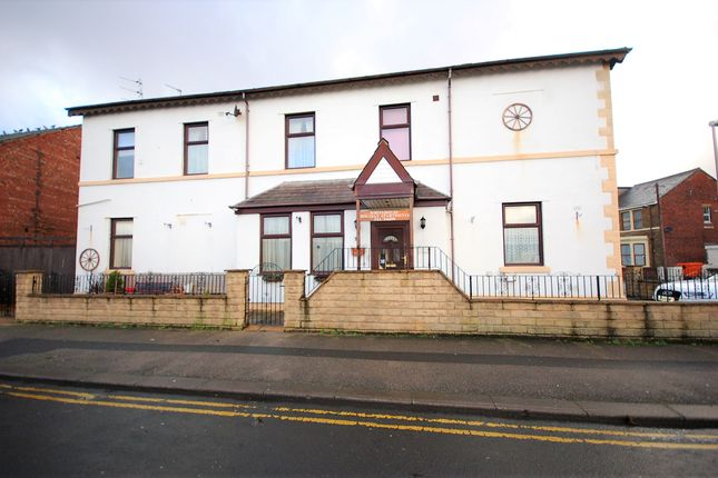Thumbnail Flat for sale in Station Terrace, Blackpool, Lancashire