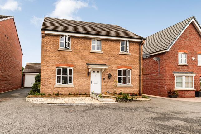 Thumbnail Detached house for sale in Garten Close, Tamworth
