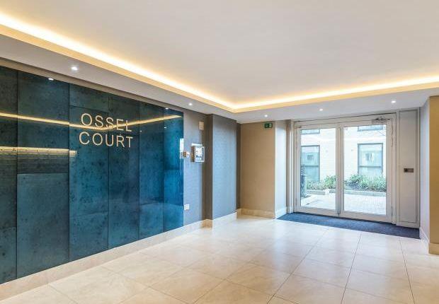 Enderby, Se10 of Ossel Court, 13 Telegraph Avenue SE10
